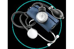 Механичен апарат за кръвното налягане Prolife Professional