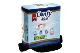 Пелени за възрастни (памперси) Confy Adult large, 10 броя