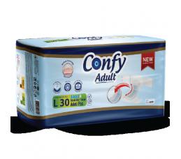 Пелени за възрастни (памперси) Confy Adult large, 30 броя