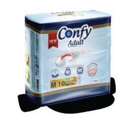 Пелени за възрастни (памперси) Confy Adult medium, 10 броя