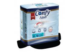 Пелени за възрастни (памперси) Confy Adult extra large, 10 бр
