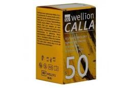 Тест-ленти за глюкомер Wellion Calla (50 бр. в оп.)
