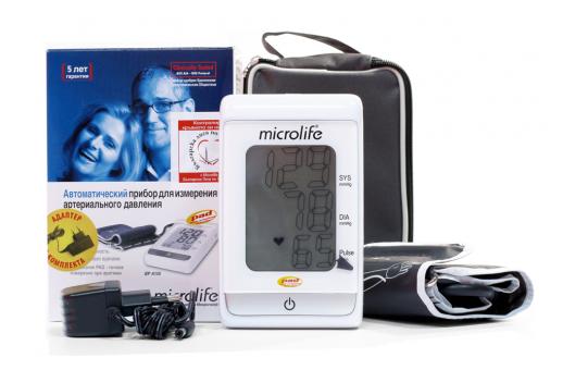 Автоматичен апарат за кръвно Microlife модел BP A150