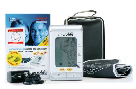 Автоматичен апарат за кръвно модел BP A200 Microlife
