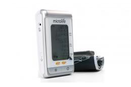 Автоматичен апарат за измерване на кръвно налягане модел BP A200 с най-новите технологии  Microlife и най-модерен дизайн