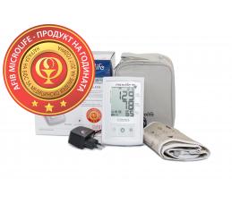 Автоматичен апарат за измерване на кръвното налягане Microlife модел BP A3 Plus AFIB с функция за откриване на предсърдното мъждене