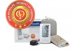 Автоматичен апарат за измерване на кръвното налягане Microlife модел BP A6 Plus AFIB с функция за откриване на предсърдното мъждене