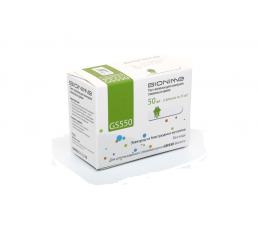 Ленти за глюкомер Bionime GM550 (50 бр. в оп.)