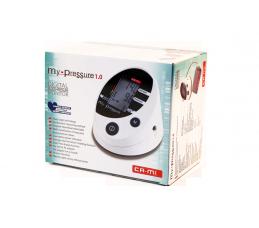 Автоматичен апарат за измерване на кръвното налягане Ca-mi модел My-Pressure 1.0 c оригинален дизайн