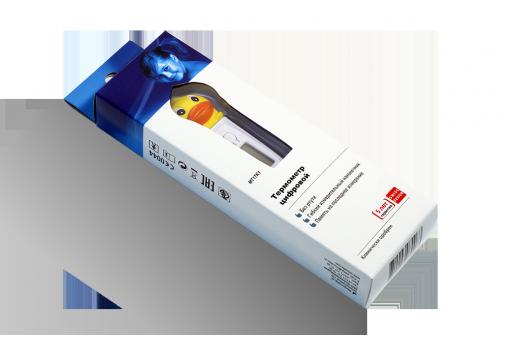 Детски термометър Microlife модел MT 17K1