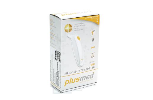 Инфрачервен термометър за ухо Plusmed модел pM T01K