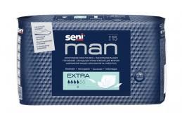 Урологични вложки Seni Man Extra за мъже