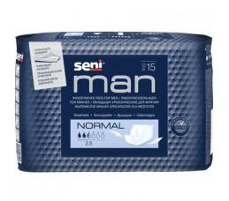 Урологични вложки  Seni Man Normal за мъже