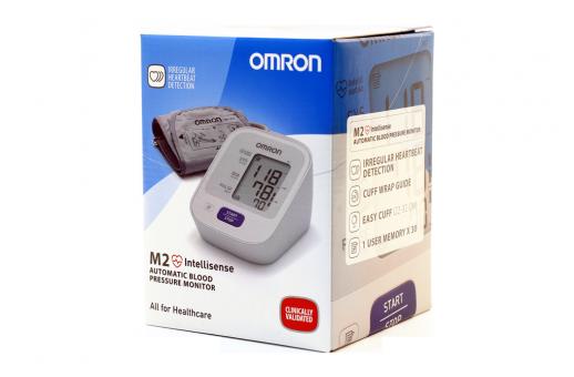 Автоматичен апарат за кръвно Omron M2