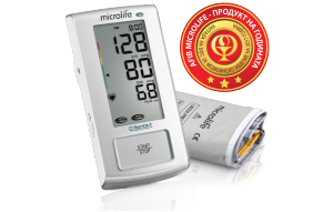 Апарат за измерване на кръвно Microlife модел BP A6 Plus с AFIB технология
