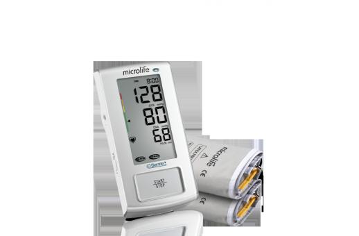 Автоматичен апарат за кръвно Microlife модел BP A6 Plus AFIB